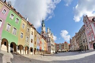 Wycieczka szkolna Poznań